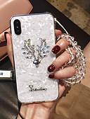 זול מגנים לטלפון-מגן עבור Apple iPhone XS / iPhone XR / iPhone XS Max עמיד בזעזועים כיסוי אחורי חיה רך ג'ל סיליקה