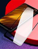 זול מגני מסך לטאבלט-מגן מסך עבור xiaomi pocophone F1 מלא מזג זכוכית 1 מסך מול מסך המחשב High Definition (HD) / פיצוץ הוכחה / Ultra דק