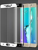זול מגני מסך לטאבלט-מגן מסך עבור Samsung Galaxy S7 קצה / s7 / / s6 קצה / s6 קצה בתוספת 3D מעוקל מלא מזג זכוכית 1 מסך המחשב הקדמי מגן High Definition (HD) / 9h קשיות / הוכחה פיצוץ