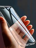 זול מגנים לאייפון-מארז iPhone 6 / iPhone xs מקסימום שקוף כיסוי אחורי שקוף tpu רך עבור iPhone 5 / iPhone se / 5s / iPhone 6