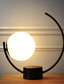 זול להקות Smartwatch-מודרני עכשווי עיצוב חדש מנורת שולחן עבור חדר שינה / משרד מתכת 220V