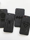זול מגנים לאייפון-מגן עבור Apple iPhone XS / iPhone XR / iPhone XS Max עמיד בזעזועים / עמיד לאבק / מובלט כיסוי אחורי אנימציה TPU
