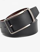 cheap Men's Blazers & Suits-Men's Basic Waist Belt - Solid Colored