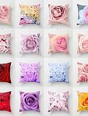 halpa Puhelimen kuoret-uusi kukka tulostaa tyynyliina kukka tyynynpäällinen sohva koristeellinen tyynynpäällinen kodin sisustukseen 45x45cm