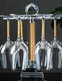 זול אוברולים טריים לתינוקות-2pcs קריסטל מעמדים ליין מעמדים ליין קלאסי יַיִן אבזרים ל ברוור