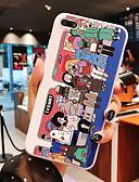 זול מגנים לאייפון-מארז iPhone 6 / iPhone xs מקסימום דפוס חזרה כיסוי קריקטורה רכה tpu עבור iPhone 6 / iPhone 6 פלוס / iPhone 6s
