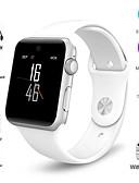 hesapli Akıllı Saatler-Akıllı İzle Dijital Modern Stil Stortif Silikon 30 m Su Resisdansı Kalp Ritmi Monitörü Bluetooth Dijital Günlük Dış Mekan - Siyah Yeşil Beyaz