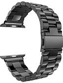 hesapli Smartwatch Bantları-Watch Band için Apple Watch Series 4/3/2/1 Apple Takı Tasarımları Paslanmaz Çelik Bilek Askısı