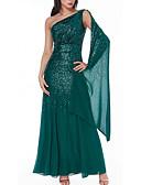 hesapli Maksi Elbiseler-Kadın's Zarif Kombinezon Elbise - Solid Maksi