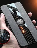 זול מגנים לטלפון-מחזיק טבעת מגנטית בד מסגרת רכה מקרה עבור xiaomi mi 9 t pro mi 9 t redmi k20 pro k20 tpu סיליקון קצה