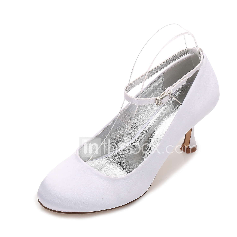 0dacfcc2f8dd9 Women's Wedding Shoes Kitten Heel / Low Heel / Stiletto Heel Round ...