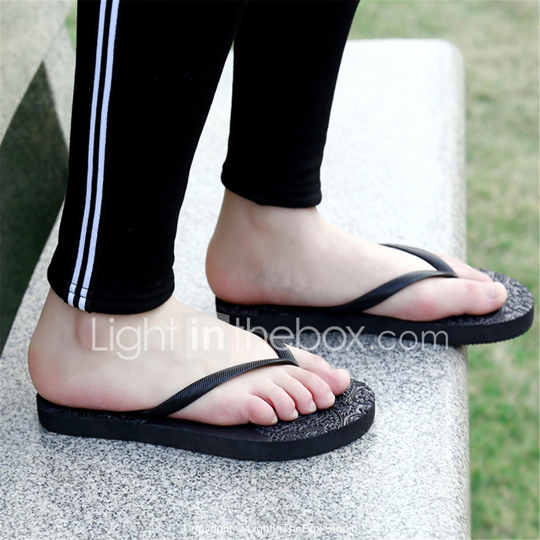 Shoes For Women Fleece Flat Heel Comfort Pointed Toe Slippers Outdoor Casual Black Gray