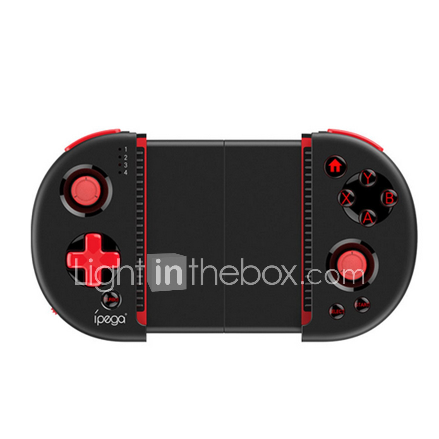 Ipega Pg 9087 Wireless Game Controller For Pc Smartphone Mobile Gaming Bluetooth 30 Android And Ios 9021 Black Accessories Photo By Supplier