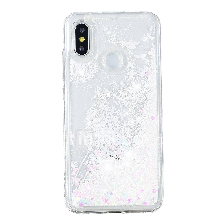brand new 31cb3 99992 Case For Xiaomi Redmi Note 5 Pro / Mi 8 Flowing Liquid / Pattern ...
