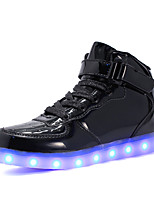54868797a89 Χαμηλού Κόστους Παπούτσια για Αγόρια-Αγορίστικα / Κοριτσίστικα Παπούτσια PU  Άνοιξη / Φθινόπωρο Φωτιζόμενα παπούτσια