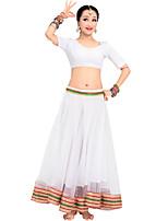 81affcbf430 Недорогие Костюмы для косплея-Индийская девушка Болливуд Взрослые Жен.  азиатский Пайетки Churidar Salwar Suit