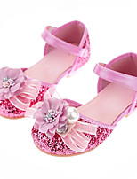 2cb623606a4 baratos Sapatos de Casamento-Para Meninas Sapatos Couro Ecológico Primavera    Verão Conforto   Sapatos