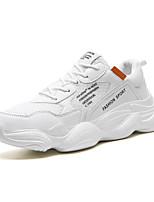 d3378689f رخيصةأون أحذية الرجال-رجالي أحذية الراحة نسيج مرن للربيع والصيف رياضي /  كاجوال أحذية رياضية