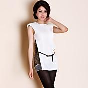 ts vestido de lentejuelas minimalista cinturón de seguridad (más colores)