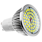 6W GU10 Focos LED MR16 48 500-550 lm Blanco Cálido Blanco Fresco Blanco Natural K AC 100-240 V