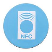 Etiqueta del rfid etiqueta del nfc con pegamento trasero (10 PC)
