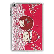 mirada del diamante caso recién casados felices para ipad Mini 3, Mini iPad 2, iPad mini