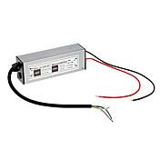 50W 1500ミリアンペア防水LEDドライバ電源(AC 176-265V / DC 27-37V)