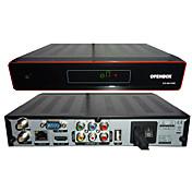 元のOpenboxはX5 HDデジタル衛星放送受信機サンプラス1512アイボックスX5インターネット共有レシーバー