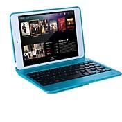 用途 ケース カバー スタンド付き キーボード付き フリップ フルボディー ケース 純色 ハード PC のために iPad Mini 3/2/1