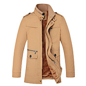c&k chaqueta de moda de los hombres