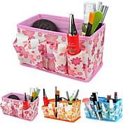 Organizador Cosmético para Pinceles y Maquillaje (3 Colores para Elegir)