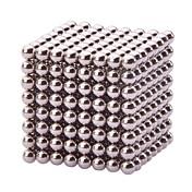 Juguetes Magnéticos 512 Piezas 3/5 MM Juguetes Magnéticos Bloques de Construcción Bolas magnéticas Magnético Circular Juguetes ejecutivos