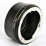 ソニーNEX-5R NEX-6 NEX-5N NEX-C3 NEX-7の電子カメラアダプターへオリンパスOMレンズ