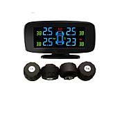 4外部センサ、PSI /バー、診断ツール、TPMSのPSI、車のTPMSタイヤpressyre監視システム