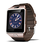 Reloj elegante Pantalla Táctil Calorías Quemadas Podómetros Distancia de Monitoreo Anti-perdida Control de Mensajes Control de Cámara