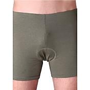 Outto Shorts Inferiores de Ciclismo Hombre Bicicleta Pantalones cortos Ropa interior Pantalones Cortos Acolchados Prendas de abajo Ropa