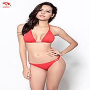 Mujer Bikini - Color puro, Color sólido Pícaro