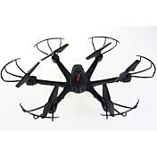 RC Dron MJX X600 4 Canales 6 Ejes 2.4G Sin cámara Quadccótero de radiocontrol  Quadcopter RC Mando A Distancia Cable USB 1 Batería Por