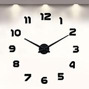 """コンテンポラリー その他 壁時計,その他 メタル 18.5 x 18.5 x 6(7.28"""" x 7.28""""x 2.36"""") 屋内 クロック"""