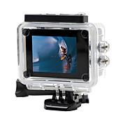 SDV-105 Action Camera / Sports Camera 12MP 640 x 480 1920 x 1080 WIFI 防水 チルト可能な液晶ディスプレイ 抗衝撃 2 CMOS 32 GB H.264 30 M