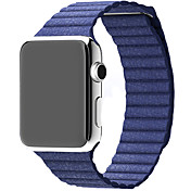Ver Banda para Apple Watch Series 3 / 2 / 1 Apple Correa de Muñeca Correa de Cuero