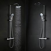 コンテンポラリー レインシャワー クロム 特徴-レインフォール , シャワーヘッド