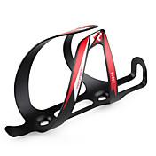 Jaula de la botella de agua Conveniente Ciclismo / Bicicleta / Bicicleta de Montaña / Bicicleta de Pista Aleación de aluminio Amarillo Claro / Rojo negro - one