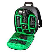 bolsa de fotografía cámara réflex digital multi-functionaldigital mochila caso de fotos impermeable bolsas camara mochila para el