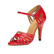 Na míru - Dámské - Taneční boty - Latina - Kůže - Vysoký úzký - Jiná