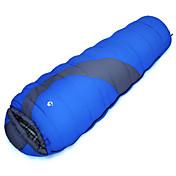 Jungle King 寝袋 マミー型 0℃°C 防水 220X80 キャンピング Jungle King シングル 幅150 x 長さ200cm