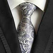 partido de los hombres / boda de la boda formal corbata gravata hombre regalo de la corbata