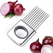 1枚 ブラケット For フルーツのための / 野菜のための シリコーン クリエイティブキッチンガジェット / 高品質