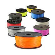 geeetech consumible 1,75 mm o 3,0 mm de alambre pla para la impresora 3D