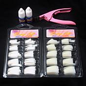 1 Kit de decoración para manicura   Equipo Acrílico Uña Arte